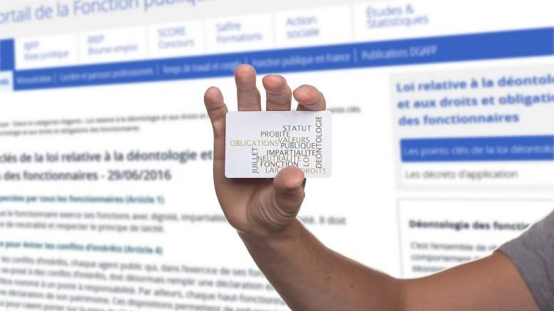 La Commission De Deontologie De La Fonction Publique Spagri Cfdt